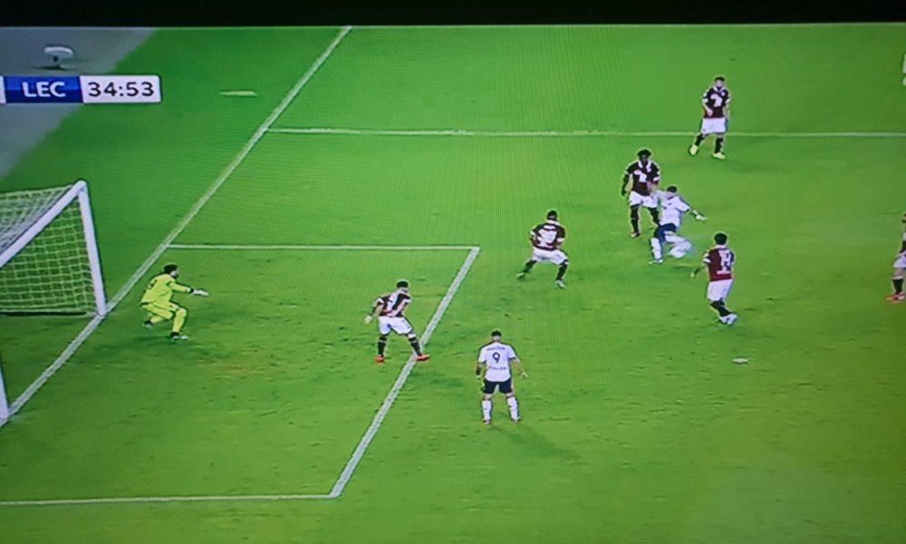 Farias e Mancosu eroi del Lecce a Torino. Falco e Calderoni super