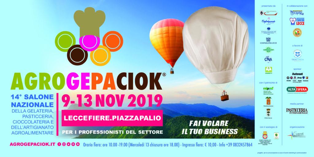 agrogepaciock 9-13 novembre lecce